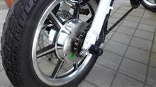 あおい@285Rさんのglafitバイク 左サイド画像
