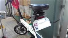 あおい@285Rさんのglafitバイク リア画像