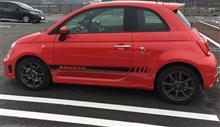 haru/car-lifeさんの愛車:フィアット アバルト・595 (ハッチバック)