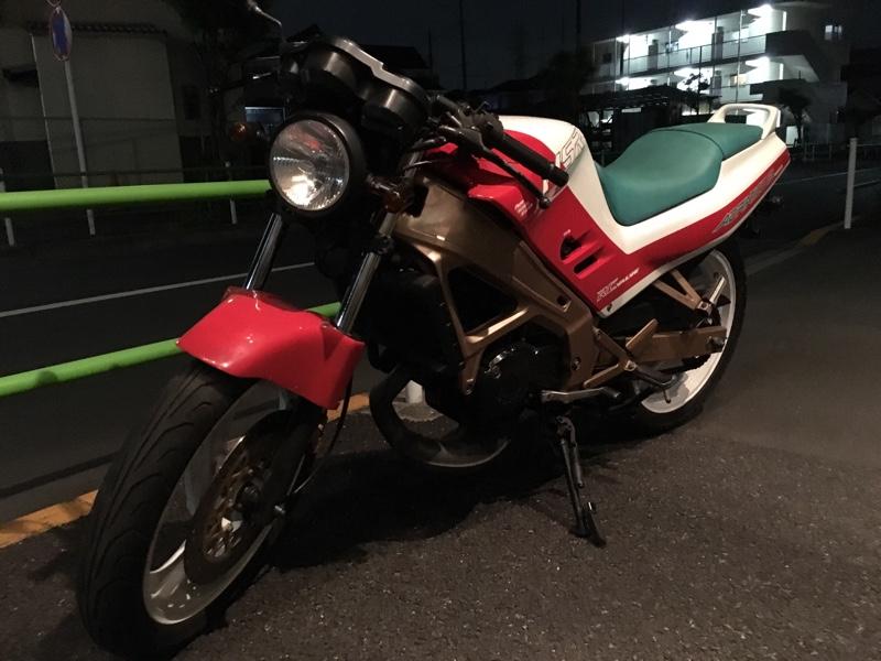 ホンダ nsr125f