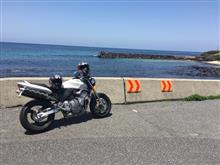 RX8まるさんのホーネット600 左サイド画像