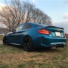 すぃっちさんの愛車:BMW M2 クーペ