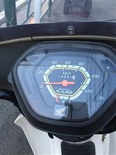 ぶるぷりさんのスーパーカブ110プロ インテリア画像