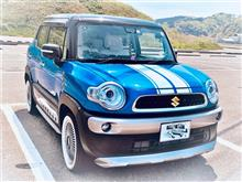 miruchanさんの愛車:スズキ クロスビー