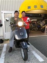 seiichi24163さんのLX 125ie メイン画像