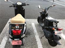 seiichi24163さんのLX 125ie リア画像