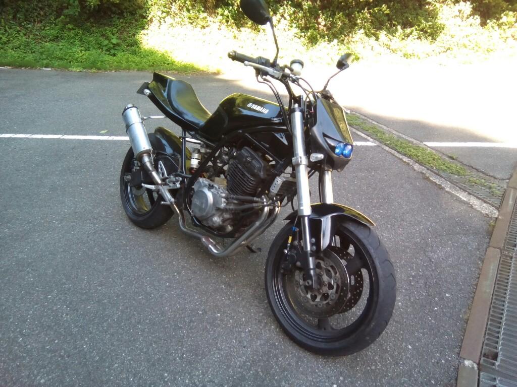 ヤマハ SRX250