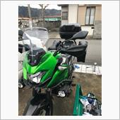 chan太郎さんのVERSYS-X 250 ABS TOURER
