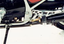 SEIGAさんのGSX400FW 左サイド画像