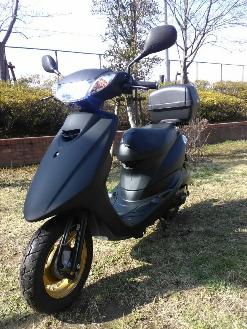 ヤマハ ジョグCE50