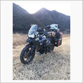 enjoy bikeさんのタイガー800XRX
