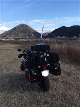 enjoy bikeさんのタイガー800XRX リア画像