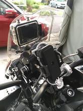 enjoy bikeさんのタイガー800XRX インテリア画像