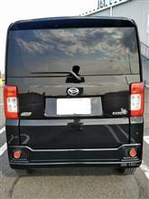 Masa72さんのハイゼットキャディー リア画像
