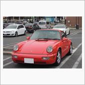 タケラッタ さんの愛車「ポルシェ 911 (クーペ)」