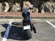 turibito310さんのソフテイル ブレイクアウト リア画像