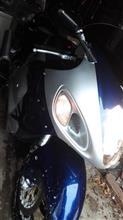 ライン図マンさんの愛車:スズキ GSX1300R HAYABUSA (ハヤブサ)