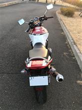 おもちゃ大王さんのCB400 SUPER FOUR スペック3 リア画像