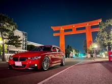 紅白饅頭さんの愛車:BMW 3シリーズ ツーリング