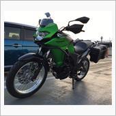ごっちゃん^_^さんのVERSYS-X 250 ABS TOURER
