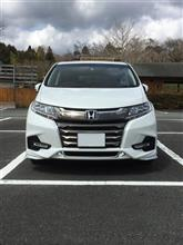 honoharu-papaさんの愛車:ホンダ オデッセイハイブリッド