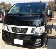 GON武内さんの愛車:日産 NV350キャラバン