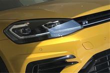 黄色いR(仮)@元白ぽろさんの愛車:フォルクスワーゲン ゴルフ R