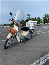 ぽわさんのスーパーカブ50(AA09型) メイン画像