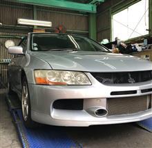 act-1さんの愛車:三菱 ランサーエボリューションVIII