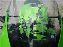 さいちゃん@ZZR1400さんのNinja ZX-9R インテリア画像