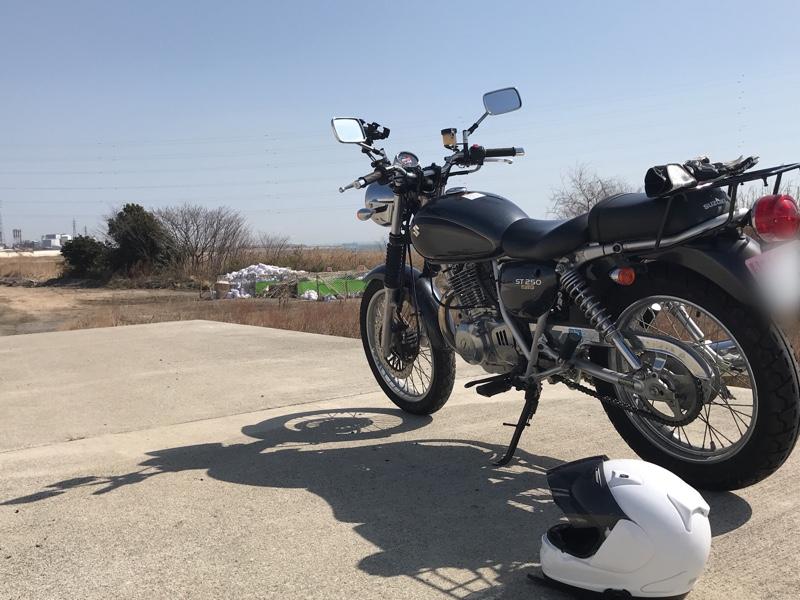 スズキ ST250