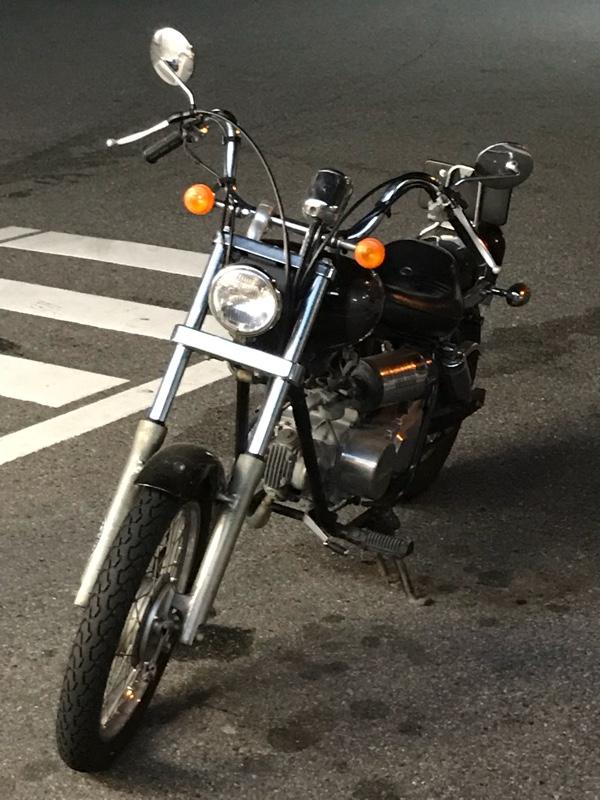 ホンダ ジャズ(バイク)