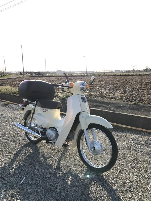 takeryuさんのスーパーカブ50(AA09型)