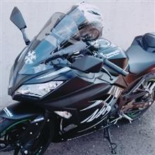 TOKU-Tweiさんの愛車:カワサキ Ninja 250 ABS KRT Winter Test Edition