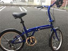 pino pinoさんの折りたたみ自転車 メイン画像