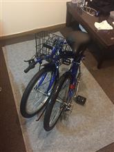 pino pinoさんの折りたたみ自転車 インテリア画像