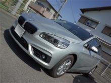 AXOLOTLさんの愛車:BMW 2シリーズ アクティブツアラー