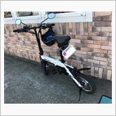 月光仮面ライダーさんのglafitバイク