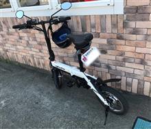 月光仮面ライダーさんのglafitバイク メイン画像
