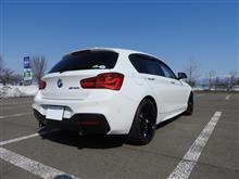 ぽてねこさんの愛車:BMW 1シリーズ ハッチバック
