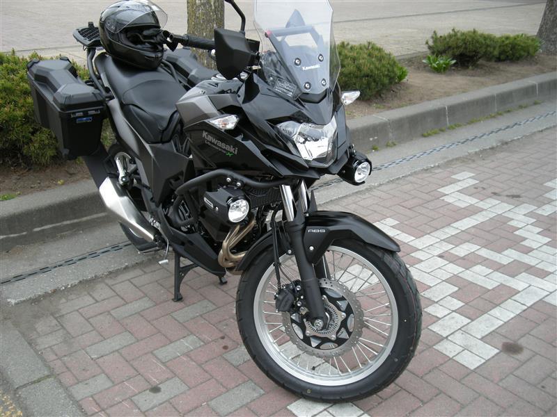 ADVさんのVERSYS-X 250 ABS TOURER