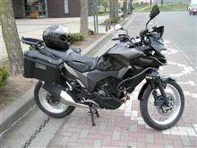 ADVさんのVERSYS-X 250 ABS TOURER 左サイド画像