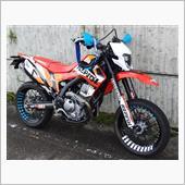 SAK_riderさんのCRF250M