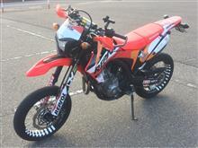 SAK_riderさんのCRF250M 左サイド画像