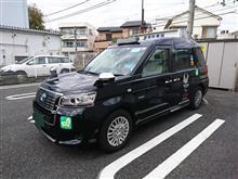 あいばーんさんのジャパンタクシー メイン画像
