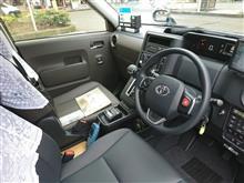 あいばーんさんのジャパンタクシー インテリア画像