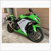 5005bwさんのNinja250_ABS_Special_Edition
