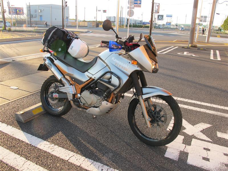 カワサキ KLE500