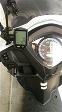 百獣ライダーさんのアドレス110(FI) インテリア画像