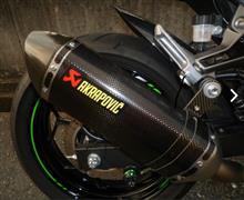 ゆきさんさんのNinja 250 ABS KRT Winter Test Edition 左サイド画像